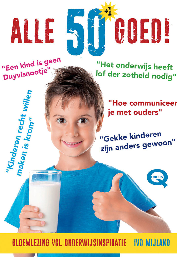 Alle 50+1 goed!